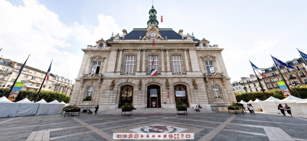 Découvrez la visite virtuelle de la mairie de Lavallois-Perret